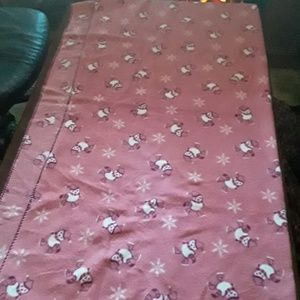 Children's  Place  Rose pink color  soft Penguins